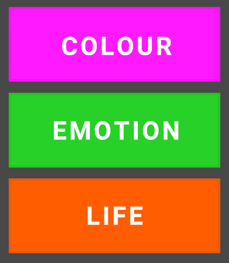 Colour Emotion Life